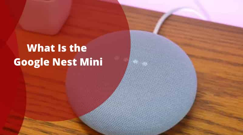 What Is the Google Nest Mini.